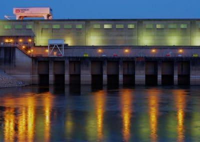 USACE Barkley Dam